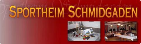 Sportheim - 1. FC Schmidgaden e.V.