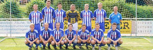 II. Mannschaft Meister 2011 - 1. FC Schmidgaden e.V.