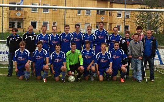 A-Junioren 2013 - 1. FC Schmidgaden e.V.