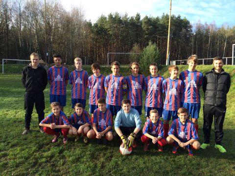 C-Junioren - 1. FC Schmidgaden e.V.